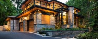 Modern Home Aiming at Converting Traditionalists by David Small Design