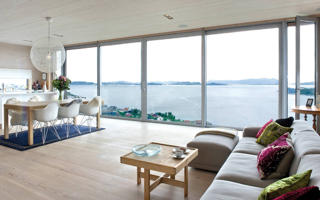 Collect This Idea 30 Modern Floor To Ceiling Windows 17