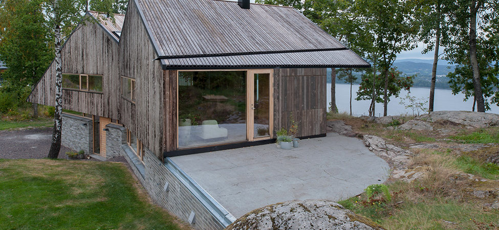 Detached House with Scenic Views of the Fjords in Norway