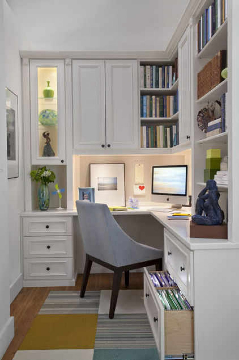 Charming Collect This Idea Elegant Home Office Style (10)