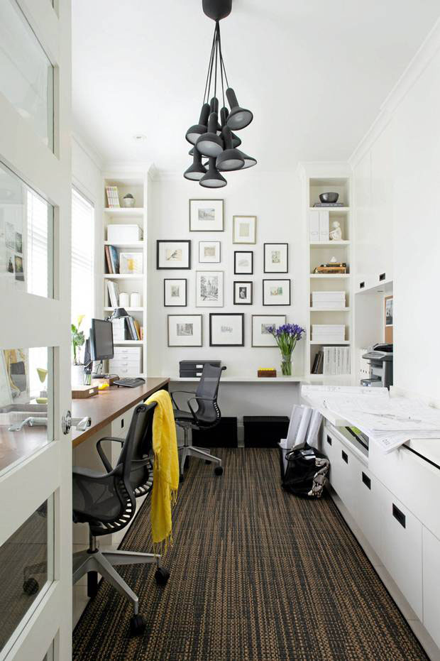 Collect This Idea Elegant Home Office Style (25)