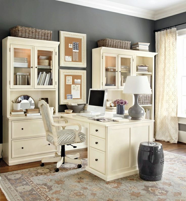 Collect This Idea Elegant Home Office Style (3)