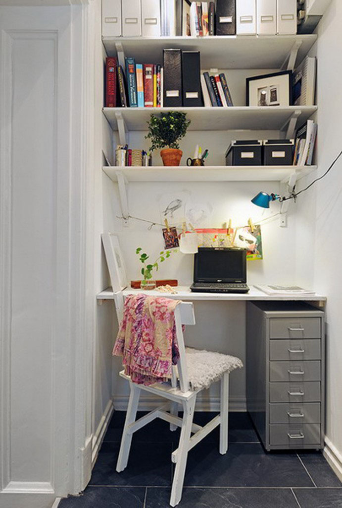 Good Collect This Idea Elegant Home Office Style (5)