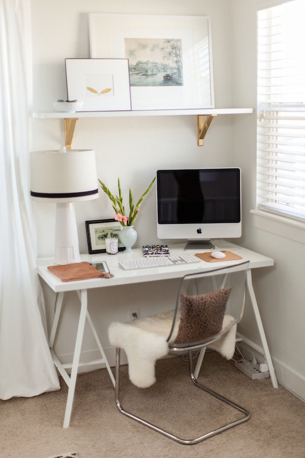Cozy home office ideas Interior Collect This Idea Elegant Home Office Style 7 Freshomecom Home Office Ideas Working From Home In Style