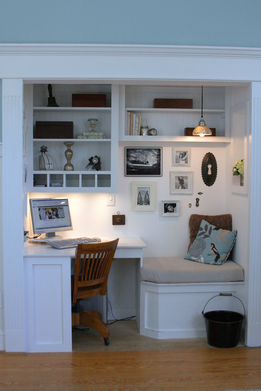 Collect This Idea Elegant Home Office Style (8)