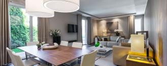 Spacious Cap d'Ail Apartment Combining Elegance and Functionality