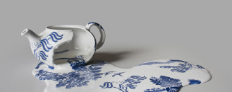 Strange Art Collection: Nomad Patterns by Livia Marin