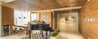 Hobby Influences Interior: Project for Music Lovers in Venezuela