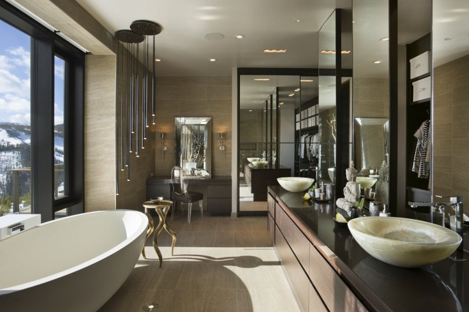 Beautiful Modern Bathrooms