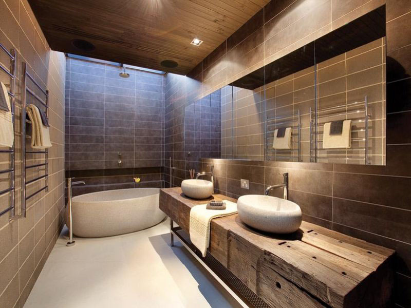 Cool Bathroom Designs