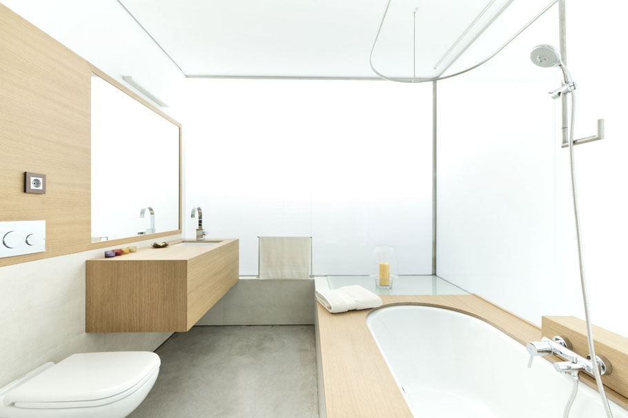 30 Modern Bathroom Design Ideas For Your Private Heaven Freshomecom - Modern-bathroom-designs