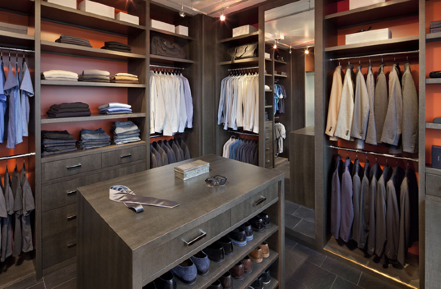 30 Walk In Closet Ideas For Men Who Love Their Image Freshomecom