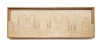 Sculptural Wallmonds Hanger Frame by Gonçalo Campos