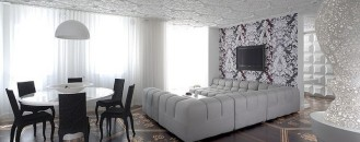 Strong Details Providing Monumentality: Amsterdam Residence by Marcel Wanders