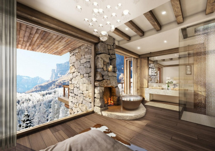 Exclusive Getaway in Switzerland: 51 Degrees Thermal Resort