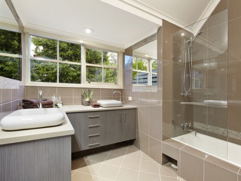 30 Modern Bathroom Design Ideas For Private Luxury ...