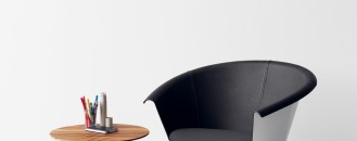 Elegant Furniture Duo by Jangir Maddadi: Captain Chair and Grace Collection