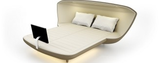 Bed of the Future: Sleeping Tomorrow by Designer Axel Enthoven