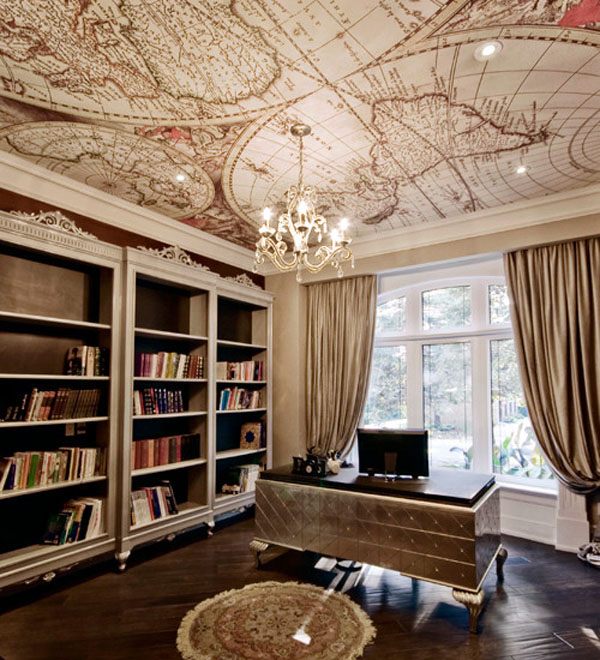 Interesting Ceiling Design - Look up more often (23)