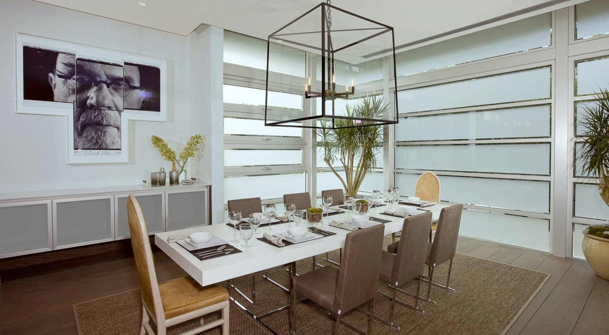 Collect this idea modern dinning area