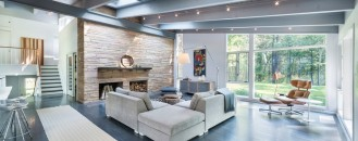 Remodelling of a Mid-Century Lincoln House by Flavin Architects