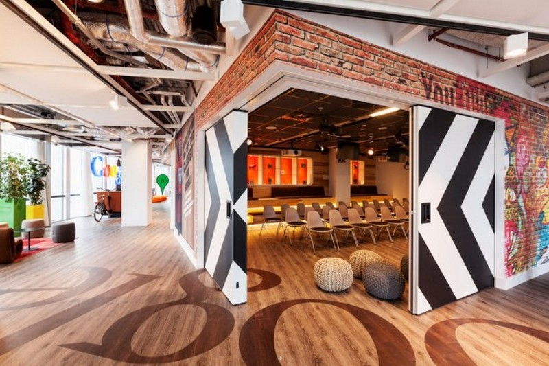 New google office San Francisco Collect This Idea Googles New Offices In Amsterdam Freshomecom Virtual Tour Of Googles New Offices In Amsterdam By Ddock