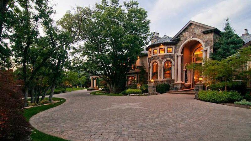 Pricey and Spectacular: Private Holladay Estate in Utah