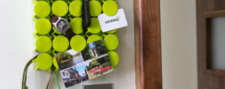 Smart Grab & Go Storage for Precious Everyday Objects: Geco Hub [Video]