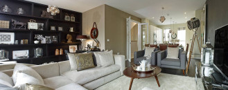 Tasteful and Cozy Countryside Home by Suna Interior Design