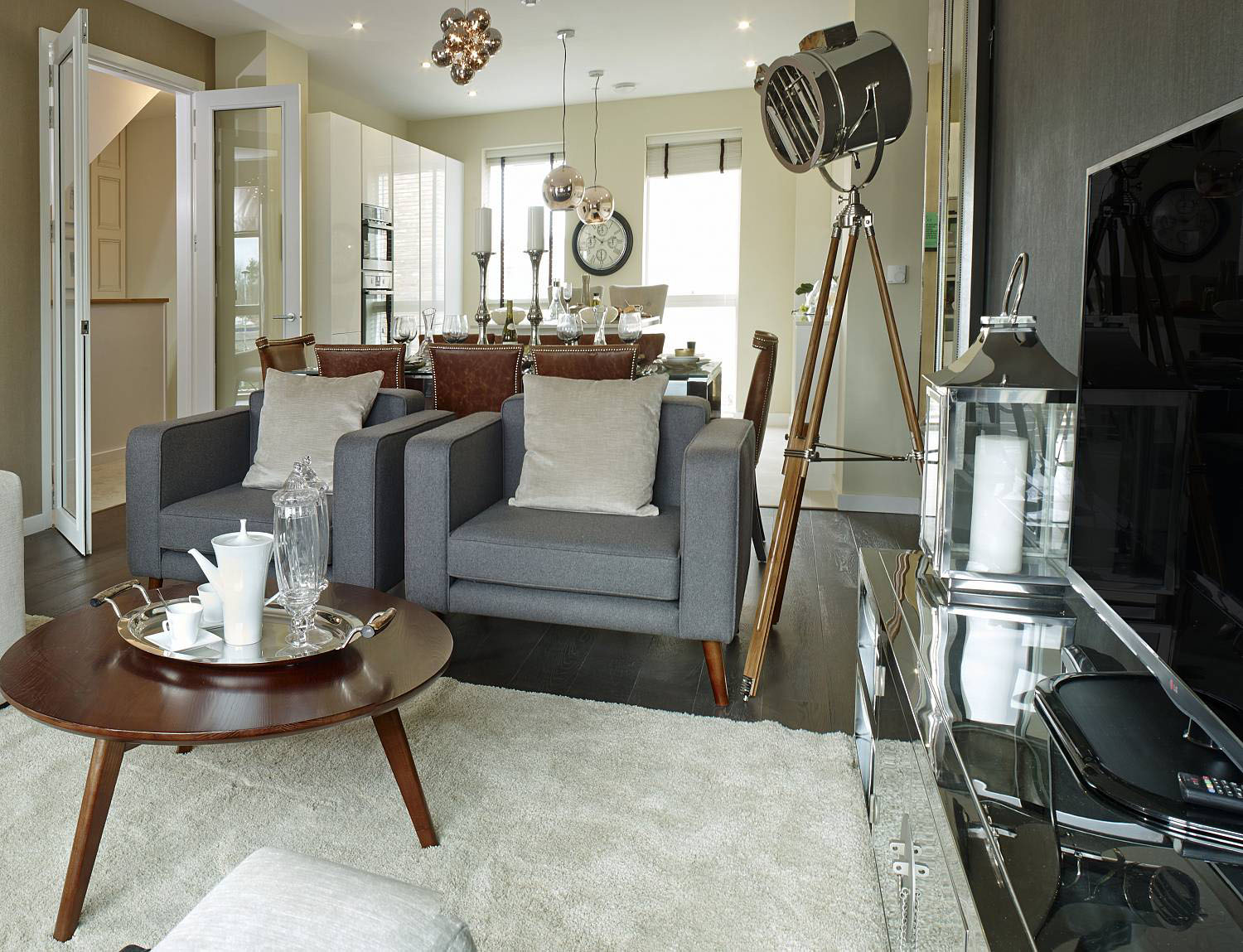 Tasteful And Cozy Countryside Home By Suna Interior Design - Interior-designs-for-homes