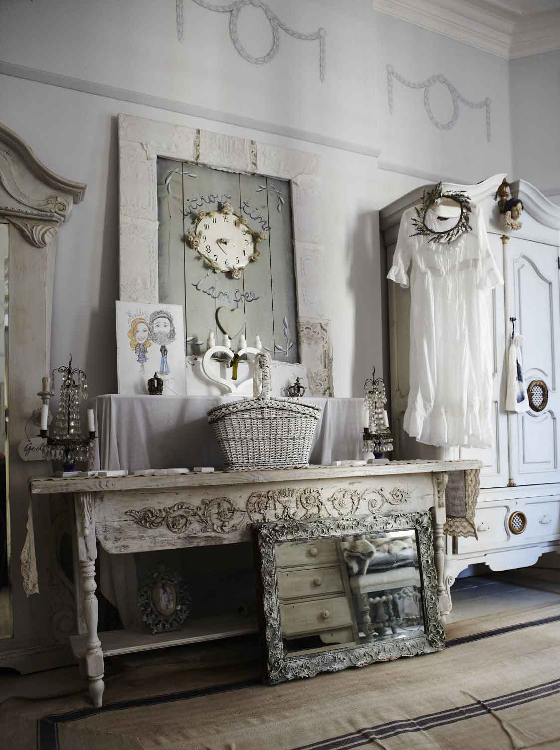 shabby chick interior design