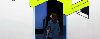 Art Installations in Rome Based on 3D Illusions: Vantage by Aakash Nihalani [Video]