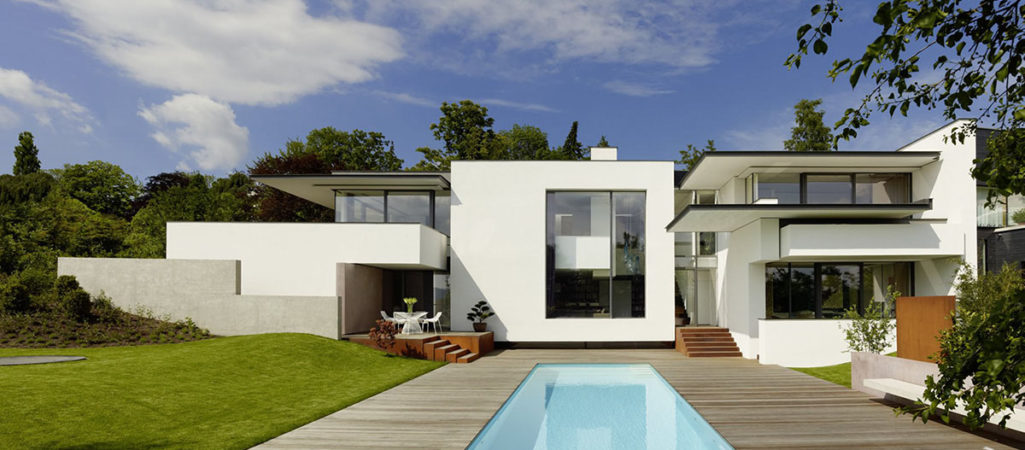 Panoramic Views, Privacy and Art Over Stuttgart: The Vista House