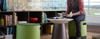 Buoy Multifunctional Chair: Swivel, Tilt and Turn in the Office [Video]