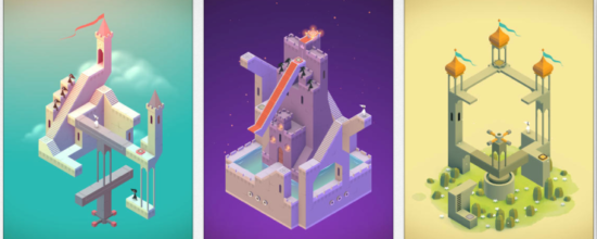 Monument Valley : A Game That Lets You Play With Impossible Architecture