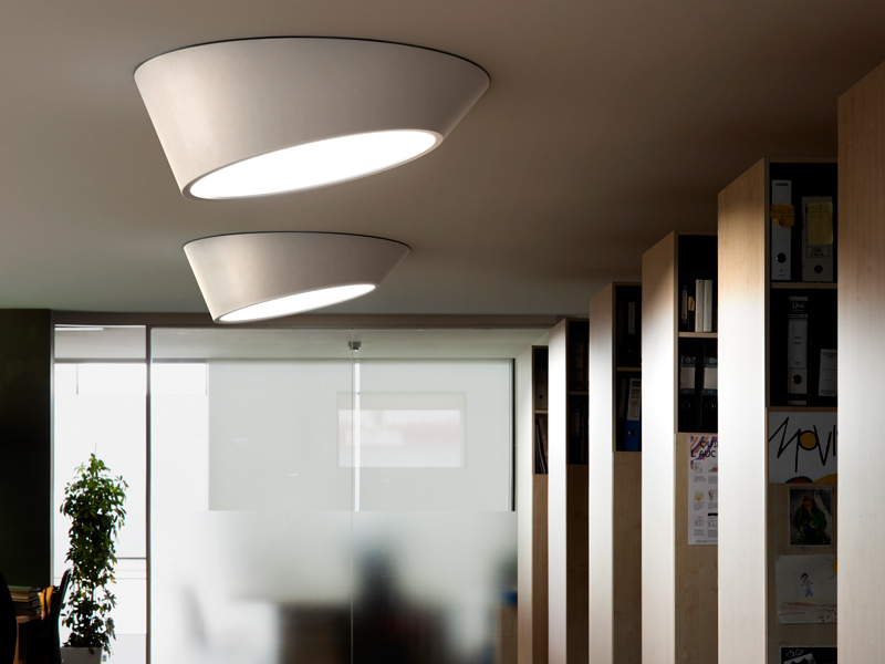 Collect This Idea Vibia Plus Ceiling Lamps