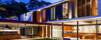 An imposing Example of Modern Brazilian Architecture: Planalto House