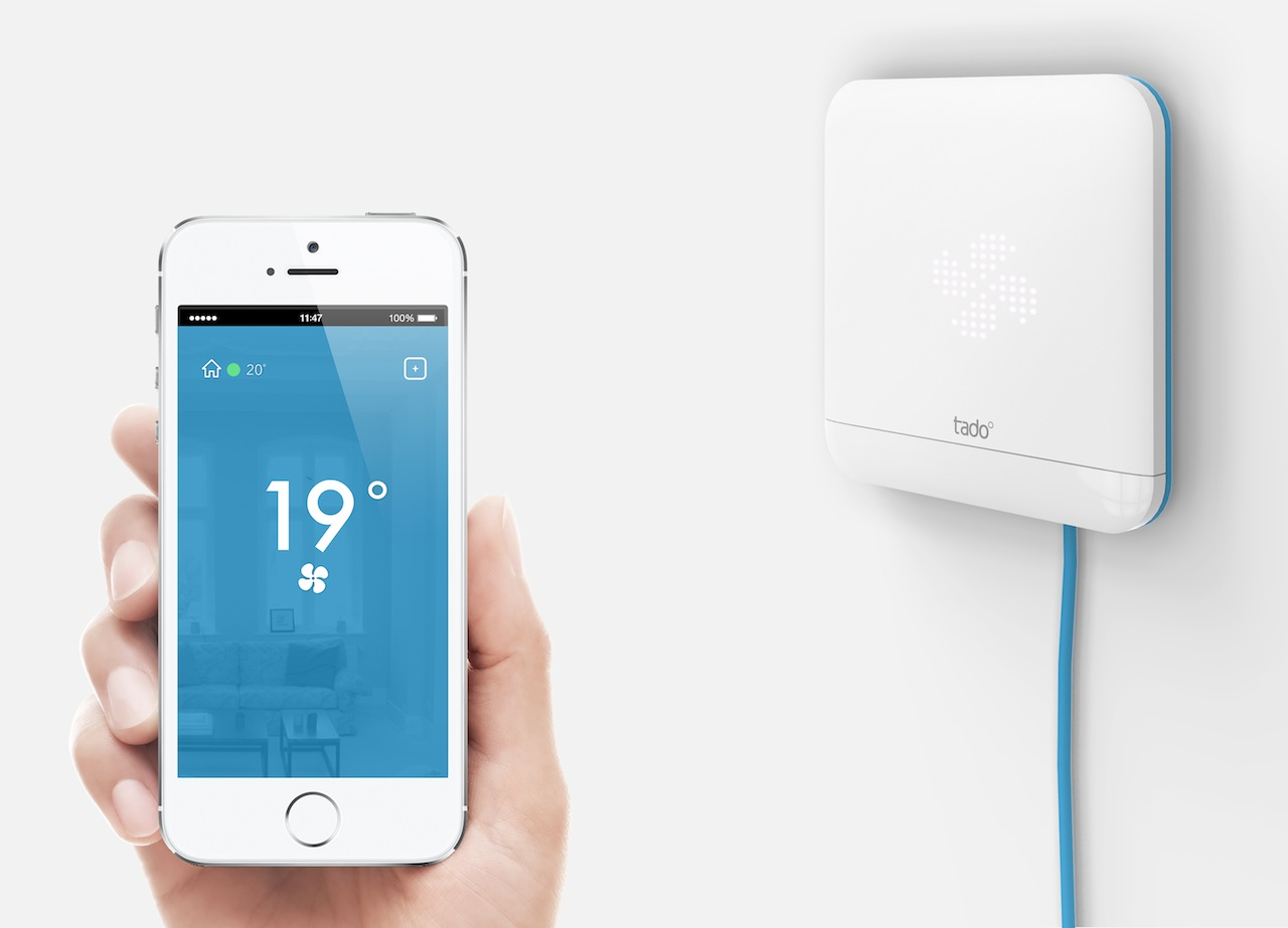 Control Your Air Conditioning System via Smartphone: tado