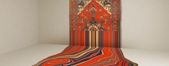 Traditional Azerbaijan Carpets Turned into Hypnotizing Works of Art