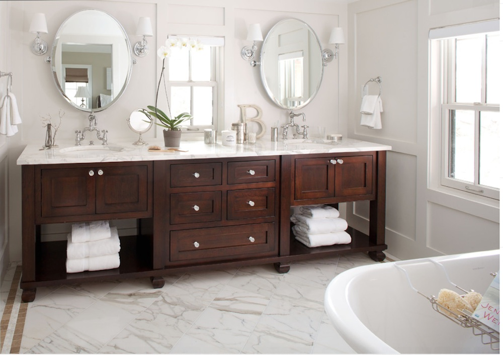 Design Touches For Your Master Bathroom
