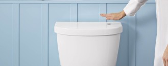 Wave to Flush: Touchless Toilet Kit for Increased Bathroom Hygiene [Video]