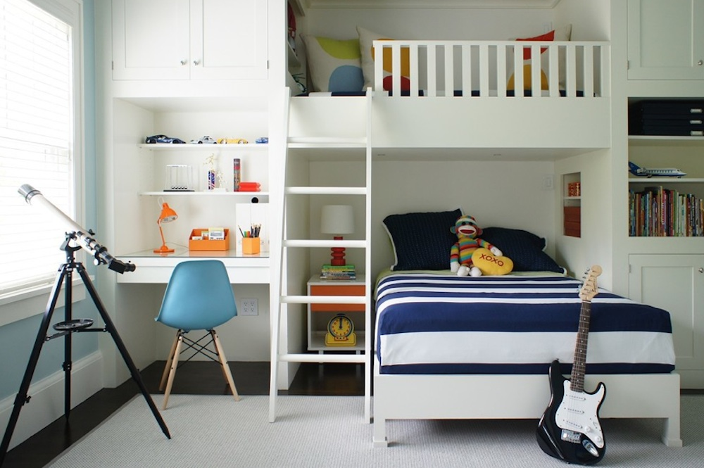 How To Design a Bedroom that Grows with Your Child