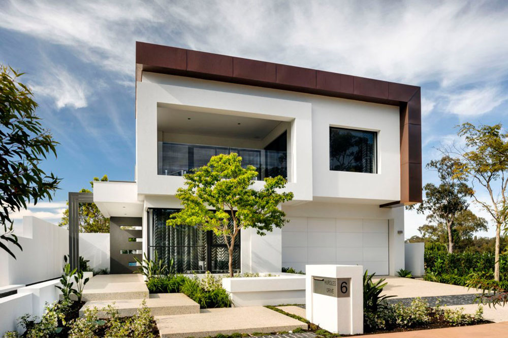 Mesmerizing Luxury Home In Australia Flaunting Volumetric Architecture