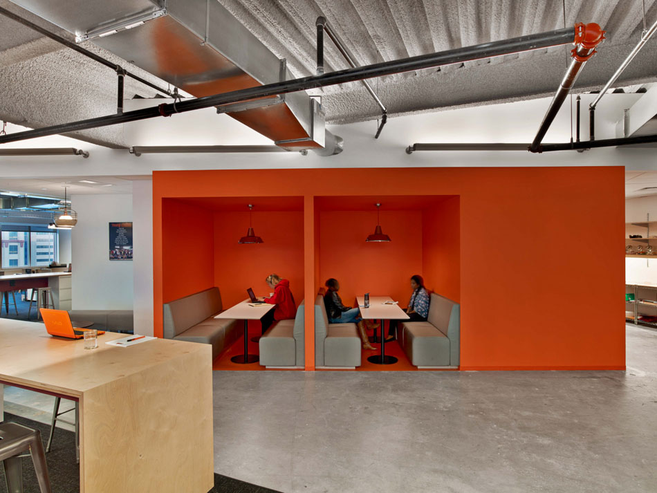 Collect this idea Tough Mudder's Headquarters Design by M Moser Associates  (15)