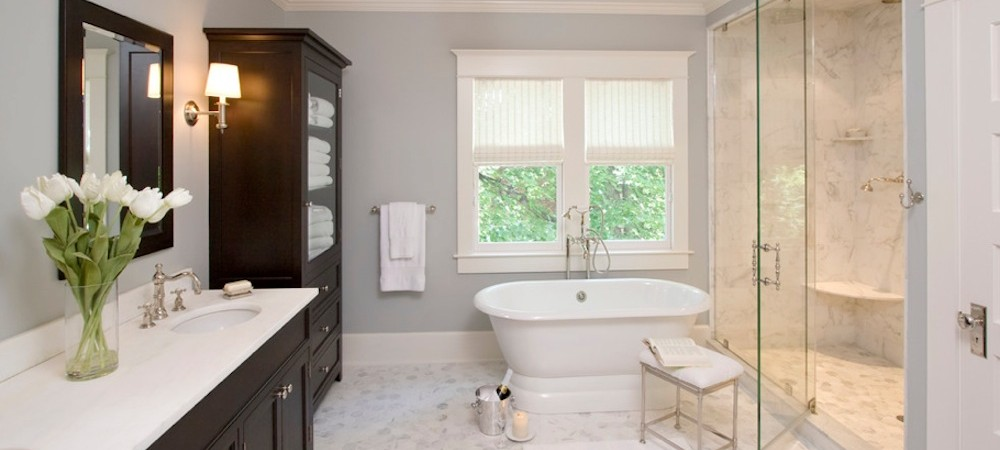 10 Easy Design Touches for your Master Bathroom