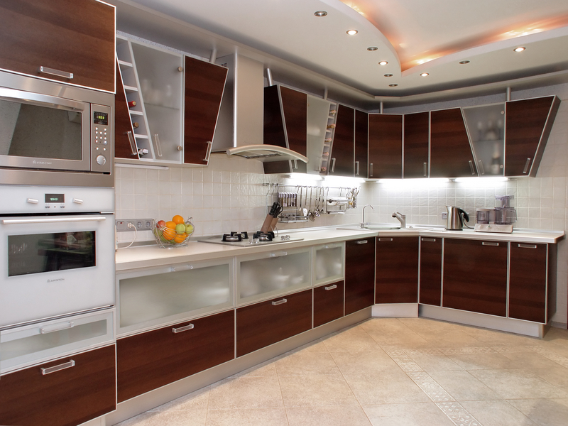10 Amazing Modern Kitchen Cabinet Styles on Modern Kitchen Design  id=40588