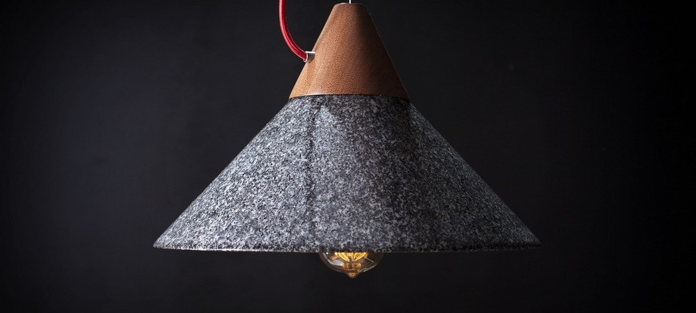 Inspired by Ancient Celtic Forts: MIKA 350 Pendant Lamp [Video]