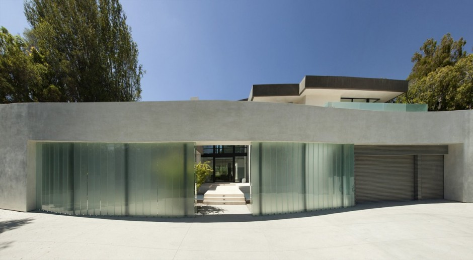 Excellent San Vicente House In California Adapted To A Complex Modern Download Free Architecture Designs Xerocsunscenecom