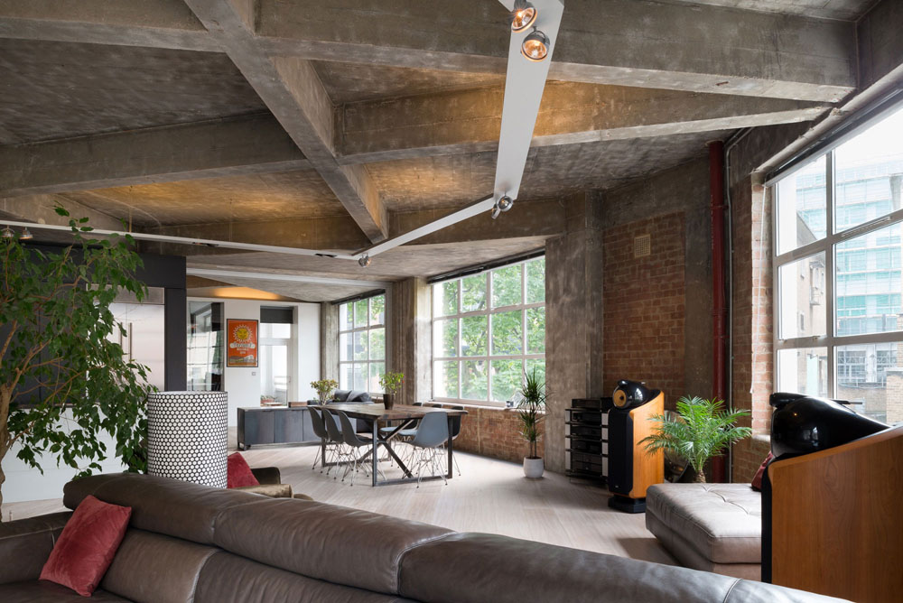 Collect This Idea Clerkenwell Loft By Inside Out Architecture 2