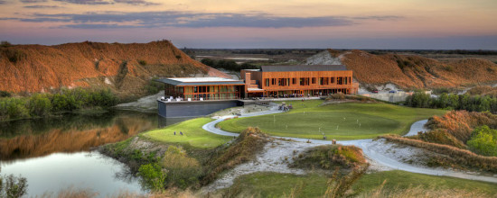 Streamsong Resort: Florida's Prehistoric Beauty Leads to Architectural Splendor